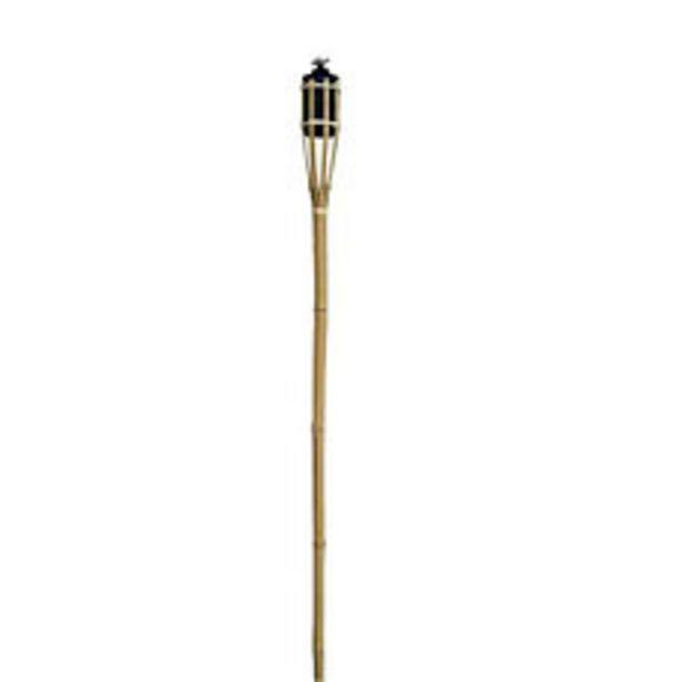 Oferta de Antorcha De Bamboo 120 Cm. por $68