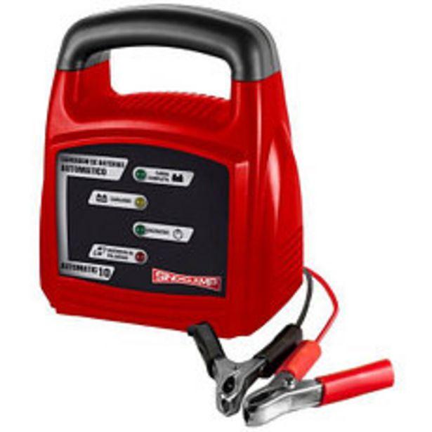 Oferta de Cargador De Bateria Auto 8Amp Sincrolamp por $5250