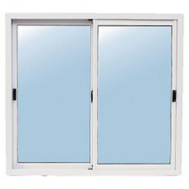 Oferta de Ventana 120x90 Cm. Aluminio Herrero Blanca por $11950
