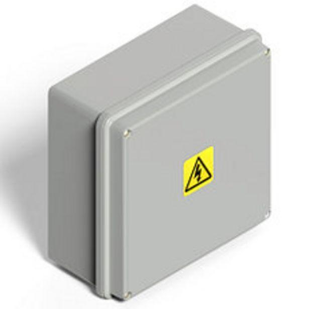 Oferta de Caja De Paso 165 X 210 X 110 Cm por $937
