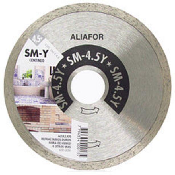 Oferta de SM-4.5Y /Disco Diamantado 115 Mm Corte Ceramicos por $1695