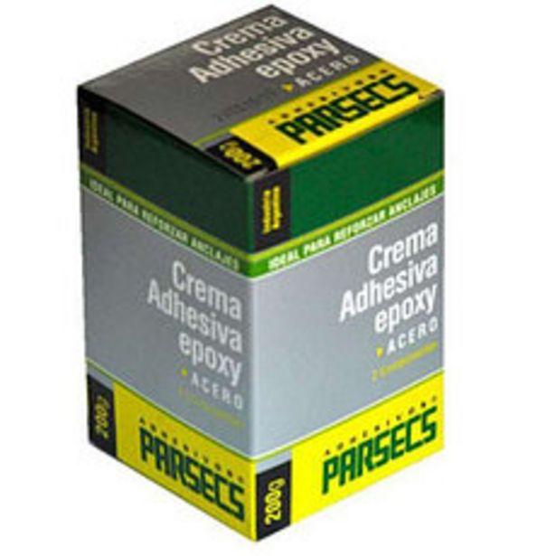 Oferta de Adhesivo Epoxy Gris Parsecs 200 Grs por $765