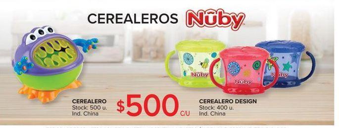 Oferta de Cerealero NUBY por $500
