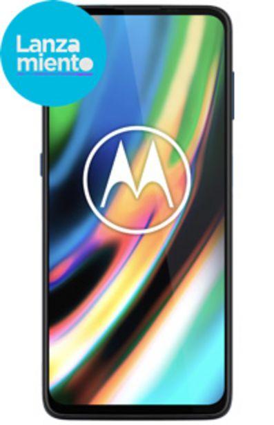 Oferta de Moto G9 Plus por $37699