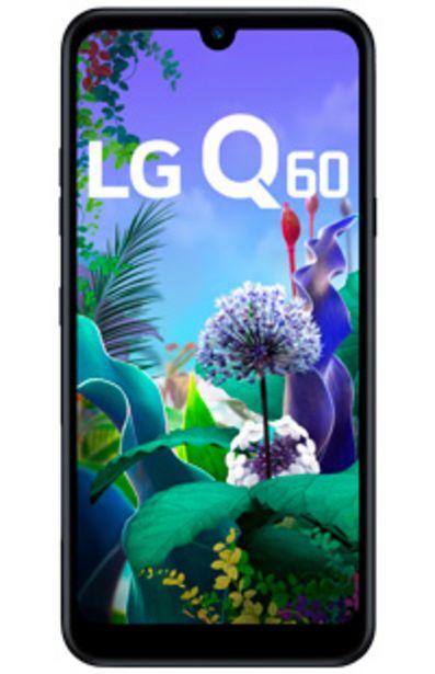 Oferta de LG Q60 por $28499
