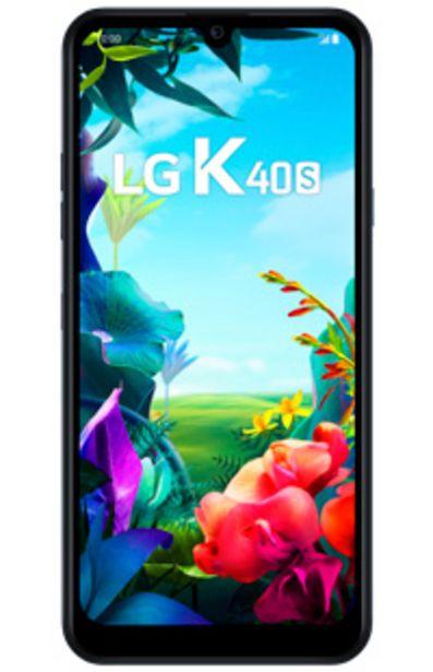 Oferta de LG K40S por $19499