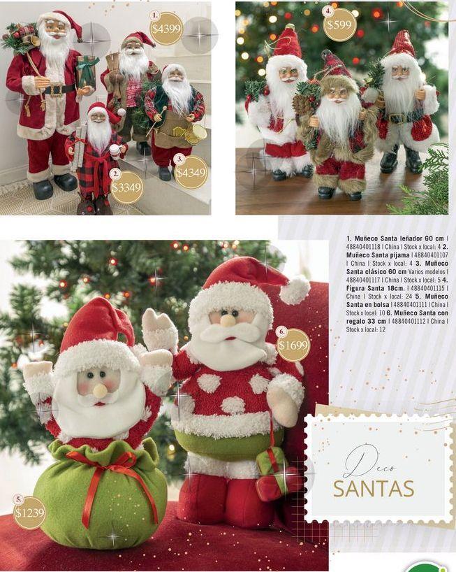 Oferta de Papá Noel por