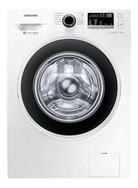 Oferta de Lavarropas Automático Samsung Ww70j4463g Digital Inverter Bl por $58999