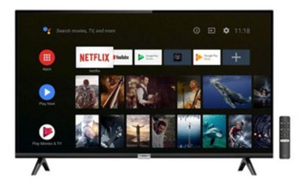 Oferta de Smart Tv Led Android Hd Tcl 32 L32s6500 4379 por $25999