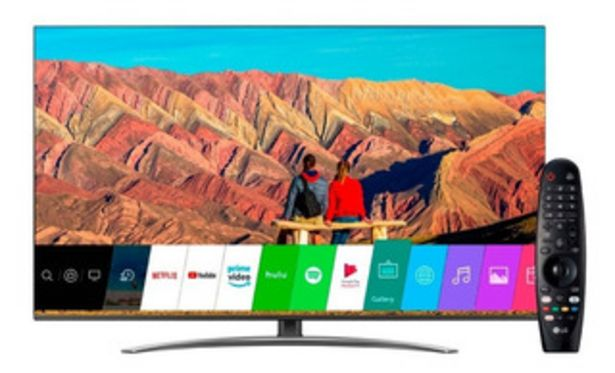 Oferta de Smart Tv LG 65sm8100psa Led 4k 65 por $174999