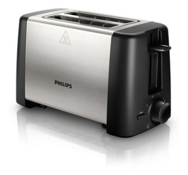 Oferta de Tostadora Philips Daily Collection Hd4825/95 1790 por $5099