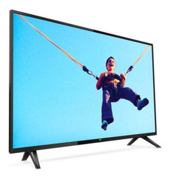 Oferta de Smart Tv Philips 43 43pfg5813/77 Full Hd Netflix 3151 por $39499