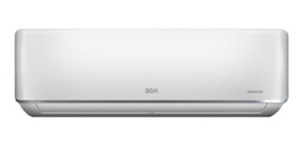 Oferta de Aire Split Inverter Frío/calor Bgh Bsi53wccr 1228 por $122999