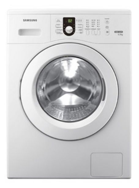 Oferta de Lavarropa Automatico Samsung Ww65m0nh Blanco 6.5kg 2489 por $48999