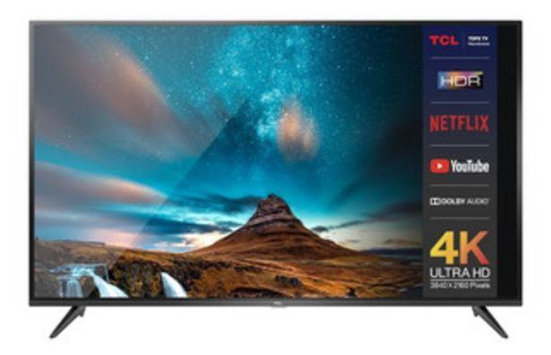 Oferta de Smarttv Tcl 55 L55p8m Uhd Android Tv Netflix 3603 por $72999
