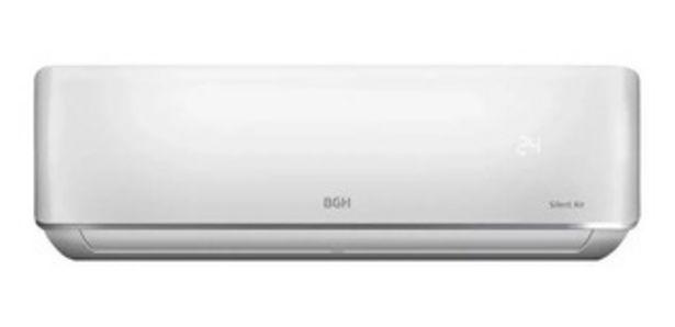 Oferta de Aire Split Frío/calor Bgh Bs-35wccr 2967fr. 4875 por $49999
