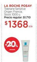 Oferta de LA ROCHE POSAYToleriane Sensitive por $1368