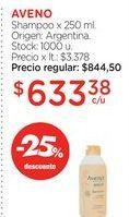 Oferta de AVENOShampoo x 250 ml. por $633,38