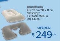 Oferta de Almohada cervical Bestway por $249