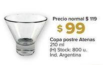 Oferta de Copa de helado por $99