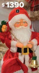 Oferta de Papá Noel por $1390