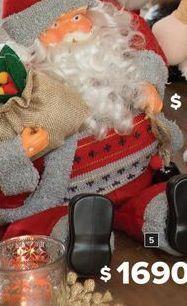 Oferta de Papá Noel por $1690