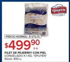 Oferta de Filet de pejerrey con piel EPUYEN  por $499,9
