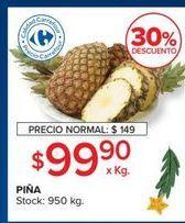 Oferta de Piña por $99,9