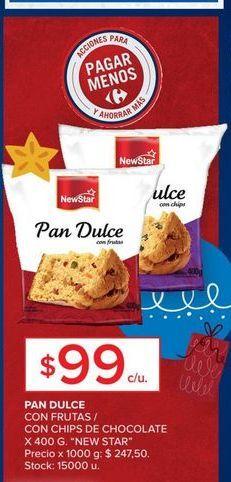 Oferta de Pan dulce por $99