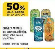 Oferta de Cerveza Antares por