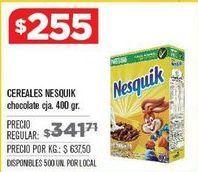 Oferta de Cereales Nesquik por $255