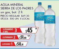 Oferta de Agua Sierra de los Padres por $58,91