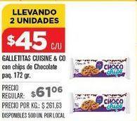 Oferta de Galletas Cuisine por $45