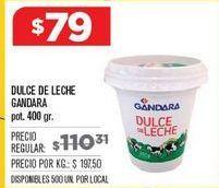Oferta de Dulce de leche por $79