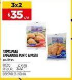 Oferta de Masa de empanada por $35
