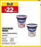 Oferta de Yogur Milkaut por $22
