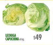 Oferta de Lechuga por $49