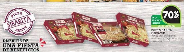 Oferta de Pizza Sibarita por
