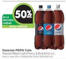 Oferta de Gaseosas Pepsi cola  por