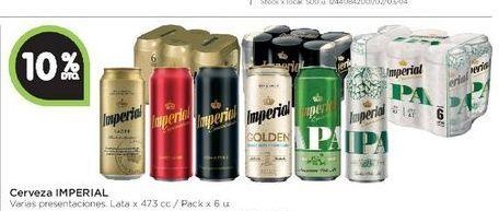 Oferta de Cerveza Imperial por