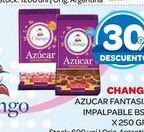 Oferta de Azúcar Chango 250gr  por