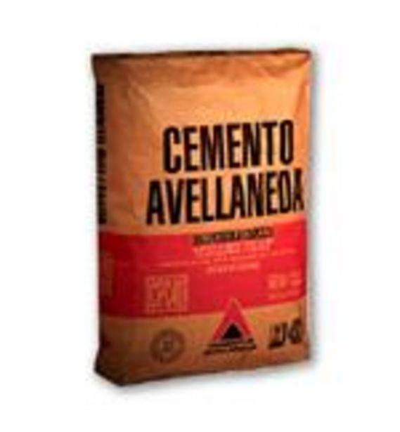 Oferta de Cemento Normal Avellaneda 50kg por $1037,23