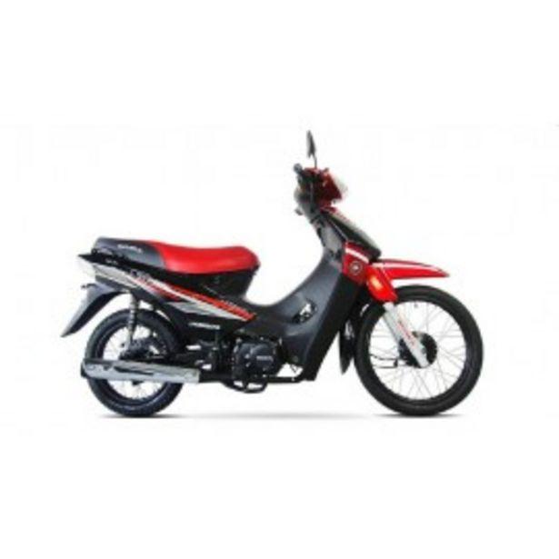 Oferta de MOTO GILERA SMASH VS 110CC por $91700