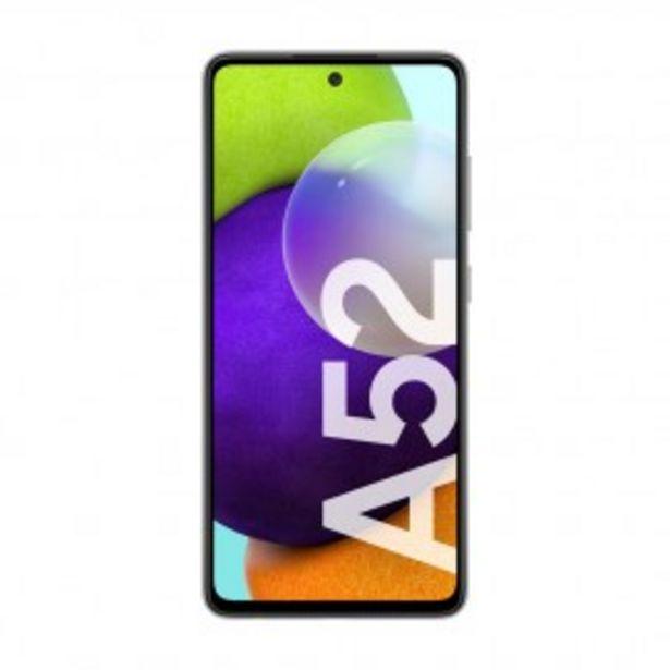 Oferta de CELULAR SAMSUNG A52 AZUL por $58999