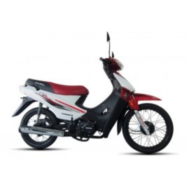 Oferta de MOTO GILERA SMASH VS AUTOMATICA por $116211
