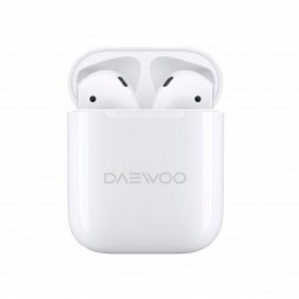 Oferta de AURICULAR DAEWOO EARPHONE I12 por $2499