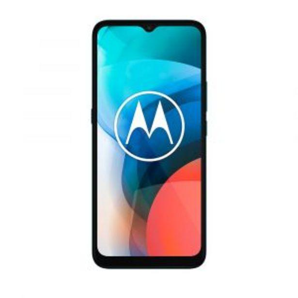 Oferta de Celular MOTOROLA E7 Azul por $24999