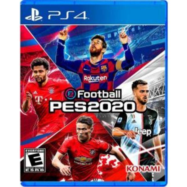 Oferta de Juego PES 2020 Pro Evolution Soccer PS4 Playstation 4 por $6298