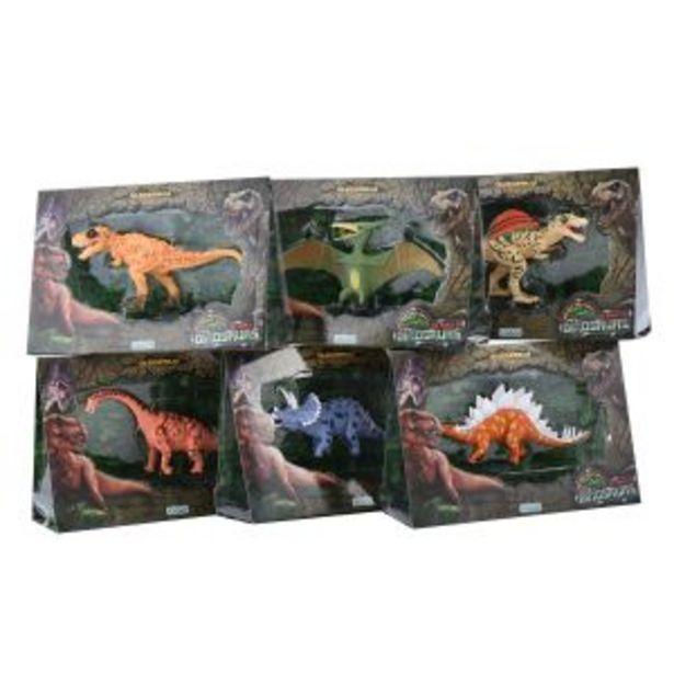 Oferta de Juguete Dinosaurio a Pilas DITOYS Mundo De Dinosaurios 2320 por $2549