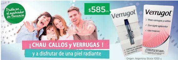 Oferta de VERRUGOLLapiz X 1 por $585